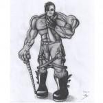 Hulk gothique
