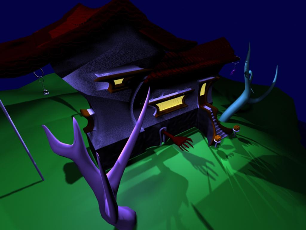 Premiere maison avec ambiance 1 (2008)