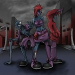 Zombie team